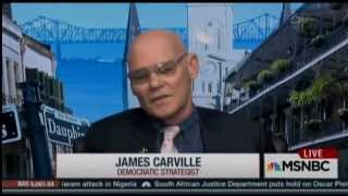 James Carville Torches The Washington Post
