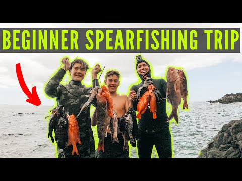 Spearfishing Hawaii: Teaching Young Divers How To Improve Their Spearfishing