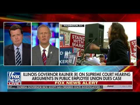 Illinois Gov. Bruce Rauner on FOX News