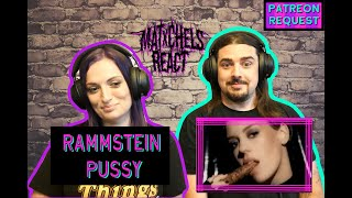 Rammstein - Pussy (React/Review)