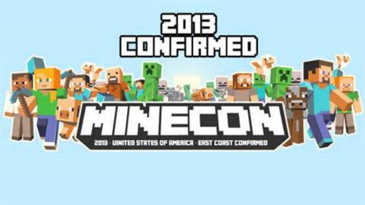 Minecon dates