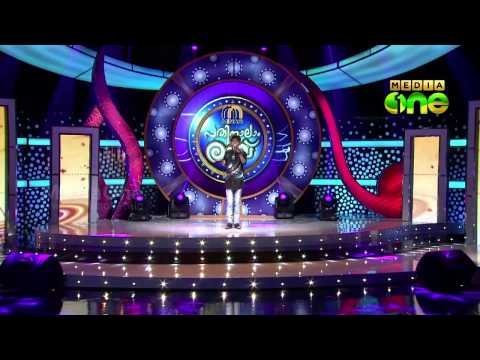Pathinalam Ravu Season3 Shalat singing MG Sreekumar's 'Hamdu padan..' song (Epi21 Part2)