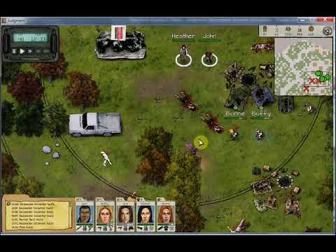 Judgement Apocalypse Survival Simulation   Trying to save another survivor but failed |