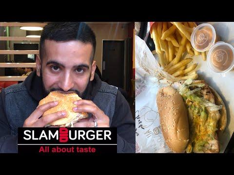 EP23 - SLAM BURGER - Best Burgers In Birmingham?