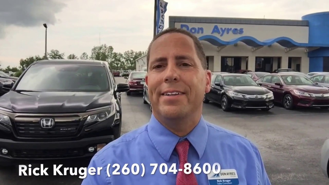 2017 honda ridgeline black edition complete don ayres honda in fort wayne youtube. Black Bedroom Furniture Sets. Home Design Ideas