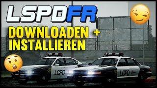 GTA 5 LSPDFR MOD INSTALLIEREN! DEN POLIZEIMOD INSTALLIEREN [DEUTSCH][TUTORIAL]