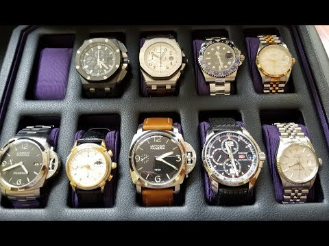 PAID WATCH REVIEW - Thomas's Luxury 9 piece combo collection