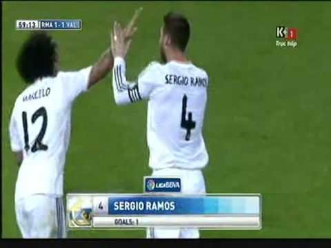 Tuyệt đỉnh kungfu của Ronaldo giúp Real Madrid có 1 điểm