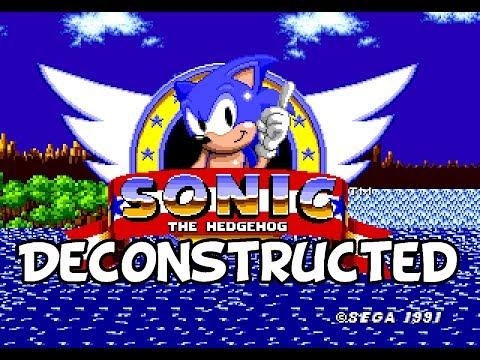 Sonic 1 - Scrap Brain Zone - Deconstructed