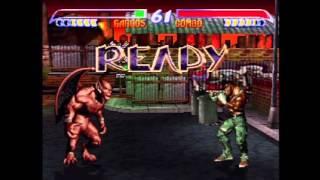 Killer Instinct Gold (Actual N64 Capture) - Gargos Playthrough on Master Difficulty