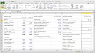 Financial Modeling Quick Lesson: Cash Flow Statement (Part 1)