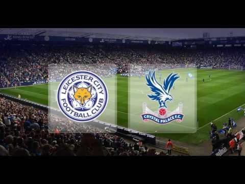 LIVE HD: Leicester City Vs Crystal Palace -- ليستر سيتي & كريستال بالاس 22/10/2016