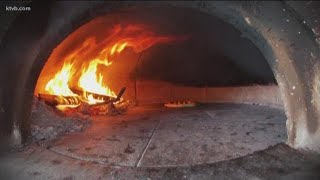 Keepin' It Local: This pizza is 'off the grid'