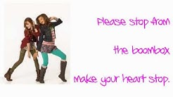 Zendaya & Bella Thorne - Watch Me Lyrics