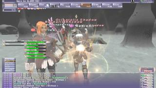 FInal Fantasy XI - Seekers of Adoulin - Borealis Shadow Unity