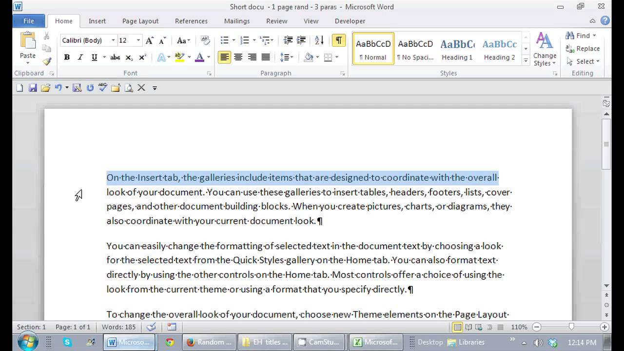 How To Use Open Type Face With Microsoft Word Office Software Help
