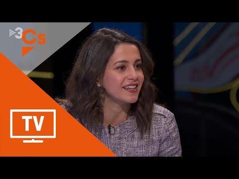 """Inés Arrimadas. Entrevista en """"FAQS"""" de TV3"""