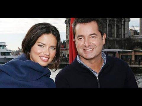 Adriana Lima ve Acun Ilıcalı...
