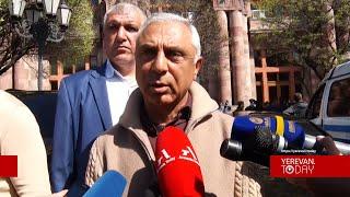 Անելու ենք ամեն ինչ, որ կառավարությունը ապրիլի 24-ին  հրաժարական տա․ Արտակ Թովմասյան
