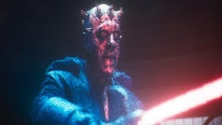 How Disney Killed Darth Maul Through Overexposure
