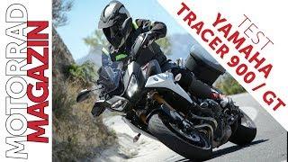 Yamaha Tracer 900 und Tracer 900 GT Test von K.OT - Was kann der (Super)sport Tourer mit Upgrade?