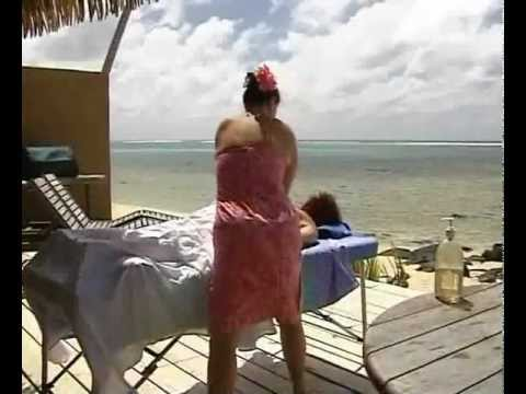 Charlotte Dawson shows you Rumours Luxury Resort Rarotonga, South Pacific