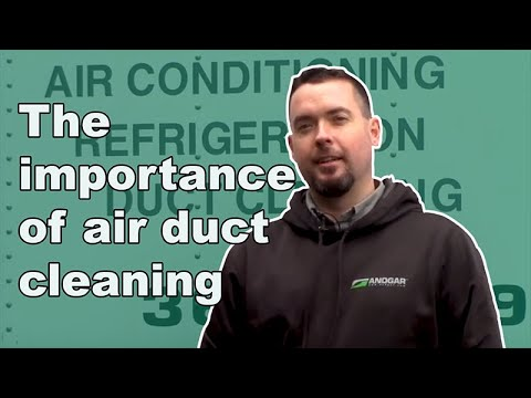 Andgar HVAC Duct Cleaning