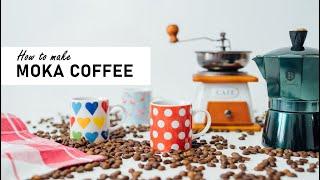 Moka Coffee - B-ROLL