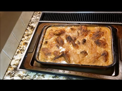 Chicken wings southern smothered sunday good mesos best youtube forumfinder Choice Image