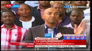 Peter Kenneth: These are my pledges and what i will do to Nairobians