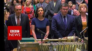 Government defeated on its Brexit deal - BBC News