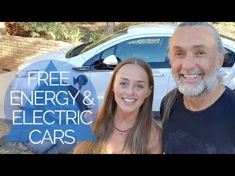 ELECTRIC CARS, FREE ENERGY & ALT ENERGY TECHNOLOGY | SUSTAINABILITY SERIES EP 1 | KIRK NIELSEN