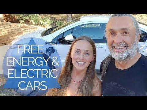 ELECTRIC CARS, FREE ENERGY & ALT ENERGY TECHNOLOGY   SUSTAINABILITY SERIES EP 1   KIRK NIELSEN