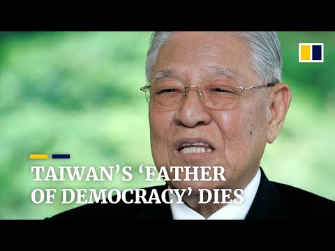 Obituary: Lee Teng-hui, Taiwan's first democratically elected president, dies at age 97