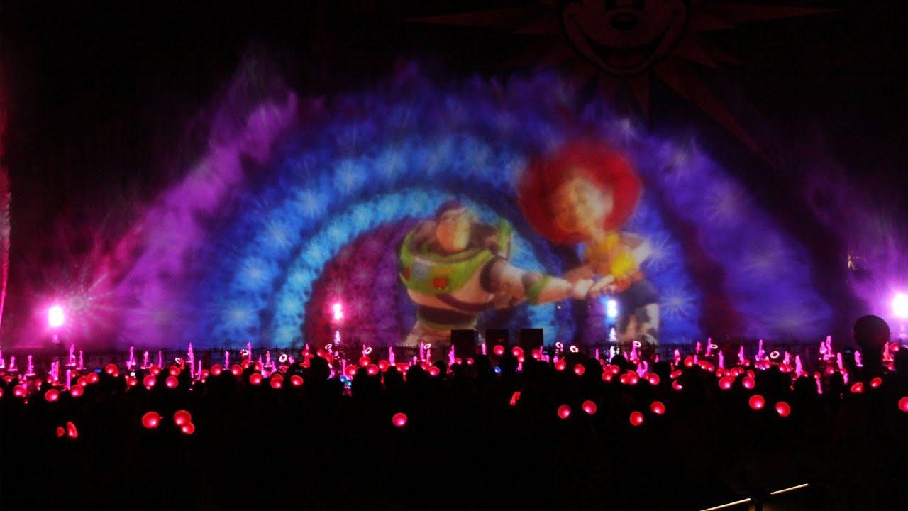 Water show gets spectacular reboot at Disneys California