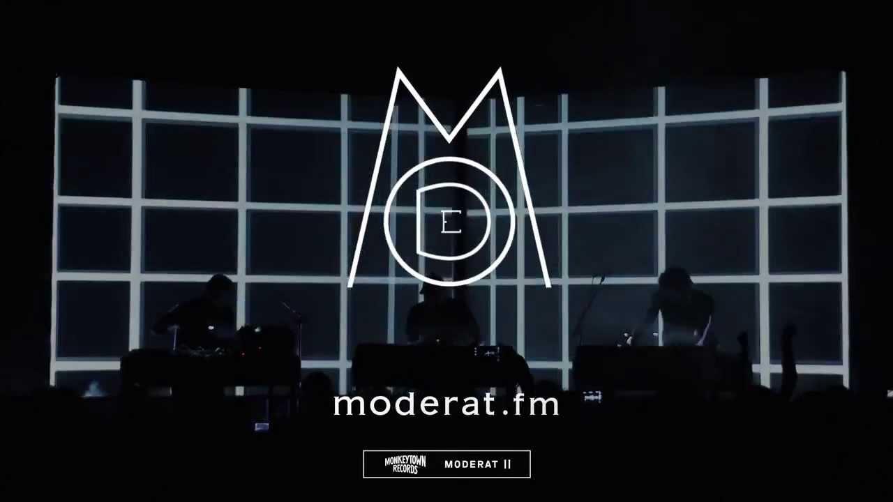 Moderat Tour