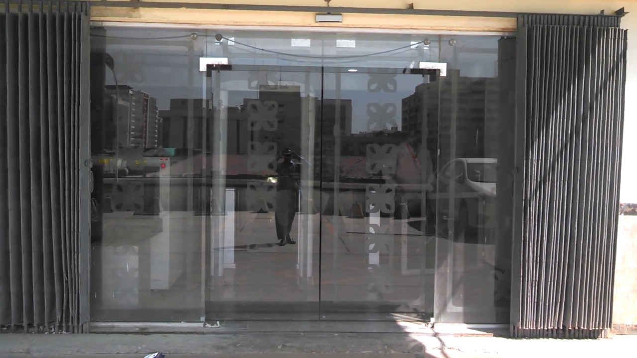 Automatic Sliding Glass Door Home Auto Company National Bank Of