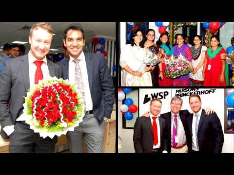WSP | Parsons Brinckerhoff opens new office in Bengaluru