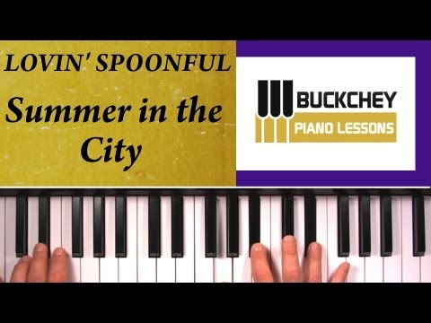"How to play ""Summer in the City"" by The Lovin' Spoonful"