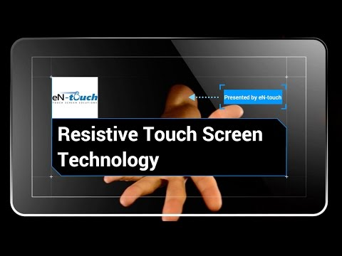 Resistive Touch Screens What Are They What Can They Be Used For And How Do They Work