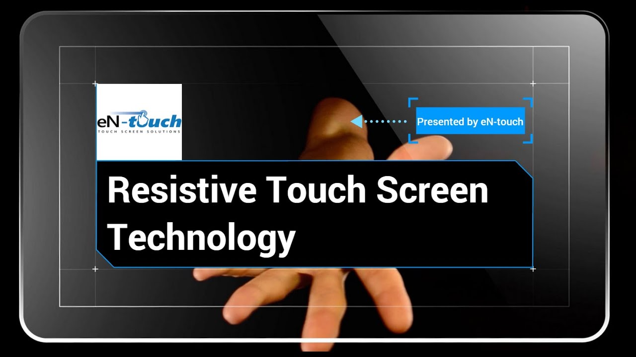 project report on touch screen technology