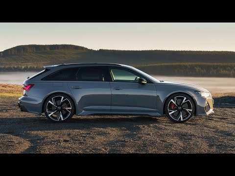 Audi RS6 Avant UK 2020 - 2021 Review, Photos, Exhibition ...