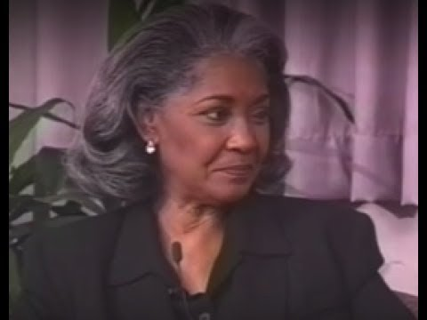 Nancy Wilson Interview by Monk Rowe - 11/16/1995 - NYC