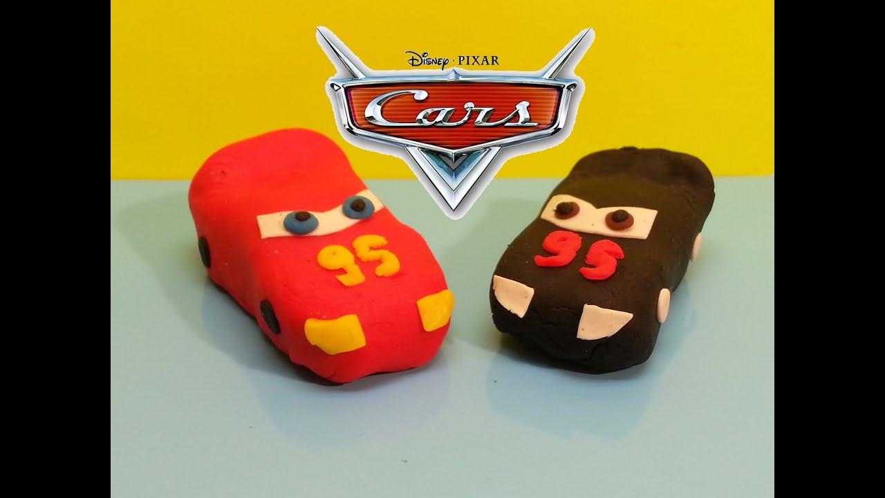 play doh surprise cars 2 toys flash mcqueen vs lewis hamilton disney pixar youtube. Black Bedroom Furniture Sets. Home Design Ideas