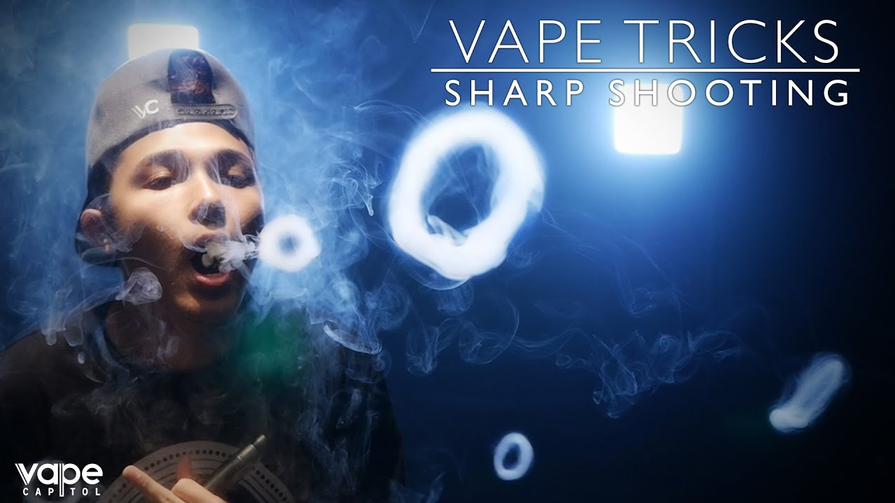 Vape Tricks | 29 Tutorials Including the French Inhale, How