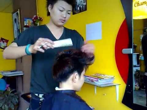 ตัดผม & ทำสี ภาค2