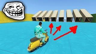 CARRERA TROLL 100.000% IMPOSIBLE! - CARRERA GTA V ONLINE - GTA 5 ONLINE