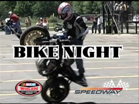 Lake County Speedway Bike Night