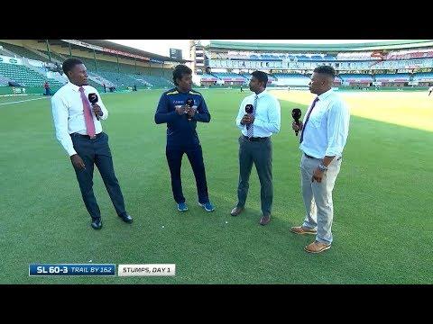 South Africa vs Sri Lanka   2nd Test   Day 1 Wrap