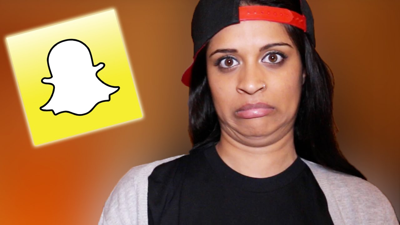 types of people on snapchat youtube